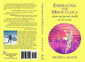 Embracing the Miraculous book (hardcover)