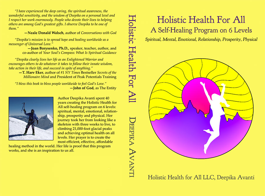 Read/Listen - Holistic Health For All